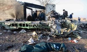 یوکرینی طیارے کے بلیک باکس کی مرمت کے بعد ہی اسے سنا جاسکتا ہے، ایران