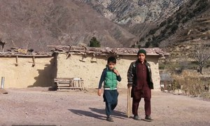 4 زبانیں بولنے والے افراد کا 40 گھروں پر مشتمل منفرد گاؤں