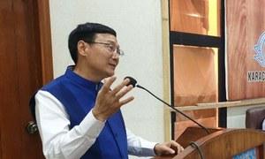 پاکستان نے چین سے اپنے طلبہ واپس نہ بلاکر بہترین فیصلہ کیا، چینی قونصل جنرل