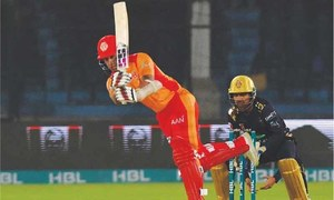Azam, Hasnain lead Gladiators to victory over United