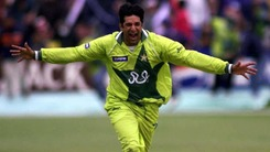 A Wasim Akram biopic is in the works