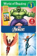 Book review: World of Reading: Marvel Avengers