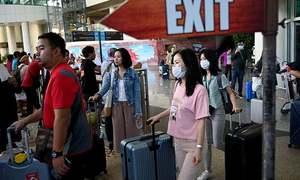کورونا وائرس: کرغزستان کا چین کے شہریوں کو نئے ویزے دینے سے انکار