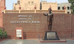 ANTHOLOGY: REMEMBERING JALLIANWALA BAGH