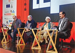 Books on visual arts, Walled City conservation discussed