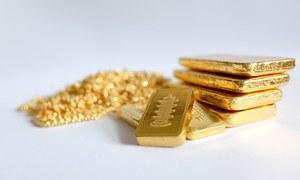 سونے کی فی تولہ قیمت 93 ہزار 650 روپے کی نئی ریکارڈ سطح تک جا پہنچی