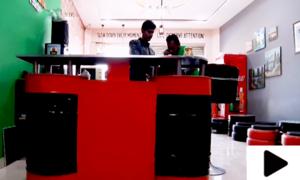 ڈیرہ غازی خان کا منفرد 'جگاڑ کیفے'