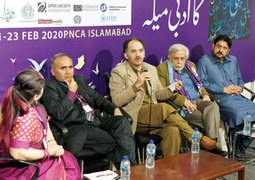 'Theatre triggers questions in minds of audience'
