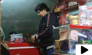 لاہور کی باہمت خاتون نے عزم و ہمت کی مثال قائم کر دی