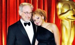 'جراسک پارک' کے فلم ساز کی بیٹی کا 'پورن' اداکاری کا فیصلہ