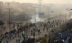'Capital city, apocalyptic state': Indian journalists react to New Delhi protests