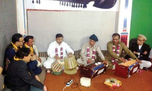 Centuries-old tradition of music learning revived