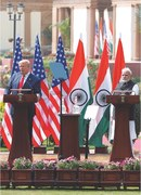 Trump offers to mediate on Kashmir once again