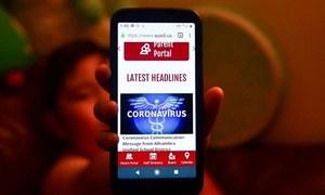 Internet giants fight spread of coronavirus untruths