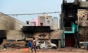 دہلی میں مذہبی فسادات: ہلاکتوں کی تعداد 27 ہوگئی