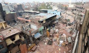 بھارت کا امریکا پر دہلی فسادات کو سیاسی رنگ دینے کا الزام