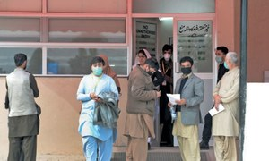 Respirators disappear from Islamabad, Pindi markets with confirmation of first coronavirus patient