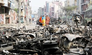 مذہبی فسادات کے بعد کینیڈا نے شہریوں کو بھارت جانے سے روک دیا