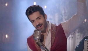 Is Azaan Sami Khan's Haye Dil Bechara a copy of a Spanish song?
