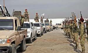 Nato in urgent talks after 33 Turkish troops killed in Syria