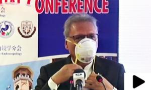 کورونا وائرس سے کس طرح بچا جا سکتا ہے، صدر عارف علوی نے بتا دیا