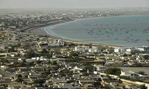 Ban on new constructions lifted in Gwadar after four years
