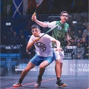 SQUASH: GLIMMERS OF HOPE