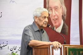 Karachi owns a fabulous history of mushaira, says A.Q. Khan