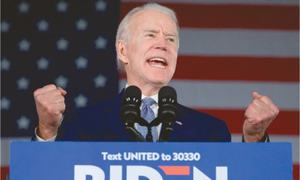 Biden revives White House hopes with big win in S. Carolina
