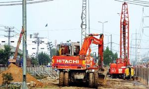 Slow utilisation of funds: LDA engineering staff asked to burn the midnight oil to complete projects
