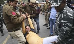 New Delhi violence death toll rises to 46 as capital remains on edge