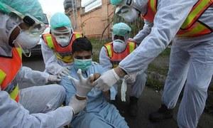 سندھ حکومت نے کورونا وائرس کی روک تھام کیلئے 10 کروڑ روپے کی منظوری دے دی