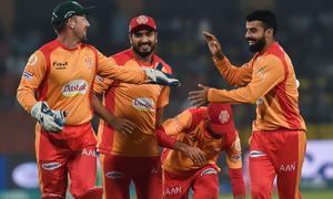 اسلام آباد یونائیٹڈ کی ایک اور فتح