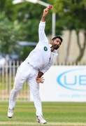 CRICKET: THE LEFTIE FROM NAWABSHAH