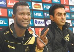 Sammy relinquishes Zalmi captaincy, takes up head coach role