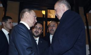 Russia, Turkey agree ceasefire deal for Idlib