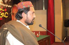 UoP bards pay tribute to Ghani Khan in Pashto poetry session