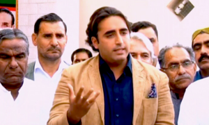 Judiciary took away parliament's power to appoint judges: Bilawal