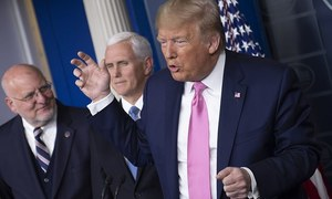 Taliban could 'possibly' seize power after US leaves, warns Trump