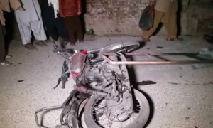 9 injured in blast near Levies Lines on Chaman's Taj Road