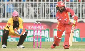 DLS decides painful loss for United against Zalmi