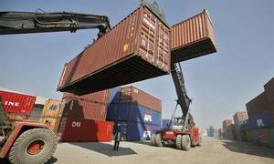برآمدات بڑھانے کے لیے کام کر رہے ہیں، وزارت تجارت
