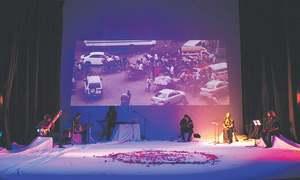 The Dhaka-Karachi journey