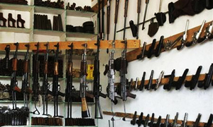 Pakistan 11th largest arms importer in the world: report