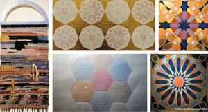 Saudi artists use thread, yarn in artwork