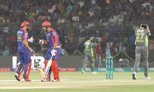 Blazing Babar-Sharjeel stand propels Kings to thumping win over Qalandars