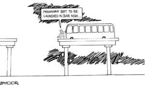 Cartoon: 13 March, 2020