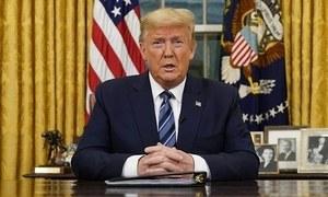Trump declares emergency to cope with coronavirus pandemic