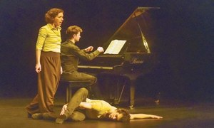 German performers delight audience with Winter Journey