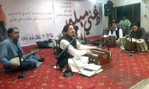 Ghani Khan remembered as true pilgrim of beauty